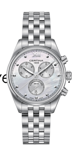 Reloj Certina  DS-8 Lady Chronograph C033.234.11.118.00