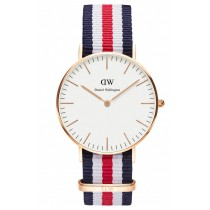 Reloj Daniel Wellington Canterbury Rose Gold 0502DW