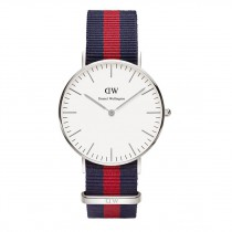 Reloj Daniel Wellington Oxford Silver 0601DW