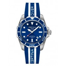 Certina DS Action Diver Watch According to ISO 6425 Automatic C013.407.17.041.00