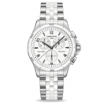 Certina DS First Lady Ceramic Chrono C030.217.11.017.00