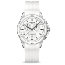 Certina DS First Lady Ceramic Chrono C030.217.17.017.00