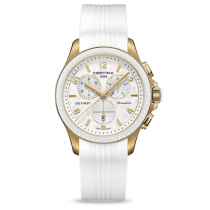 Certina DS First Lady Ceramic Chrono C030.217.37.037.00