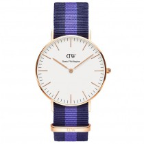 Reloj Daniel Wellington Swansea Golden Rose 0504DW