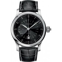 Reloj Longines Heritage Twenty-Four Hours Single Push-Piece Chronograph L2.797.4.53.0