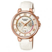 Reloj Casio W6 Sheen SHE-3041PGL-7AUER