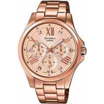Reloj Casio W6 Sheen SHE-3806PG-9AUER