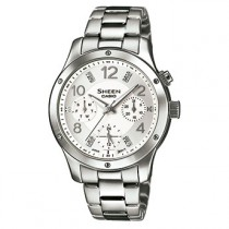 Reloj Casio W6 Sheen SHE-3807D-7AUER