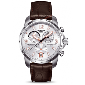 Reloj Certina DS Podium Big Size Chrono GMT C001.639.16.037.01